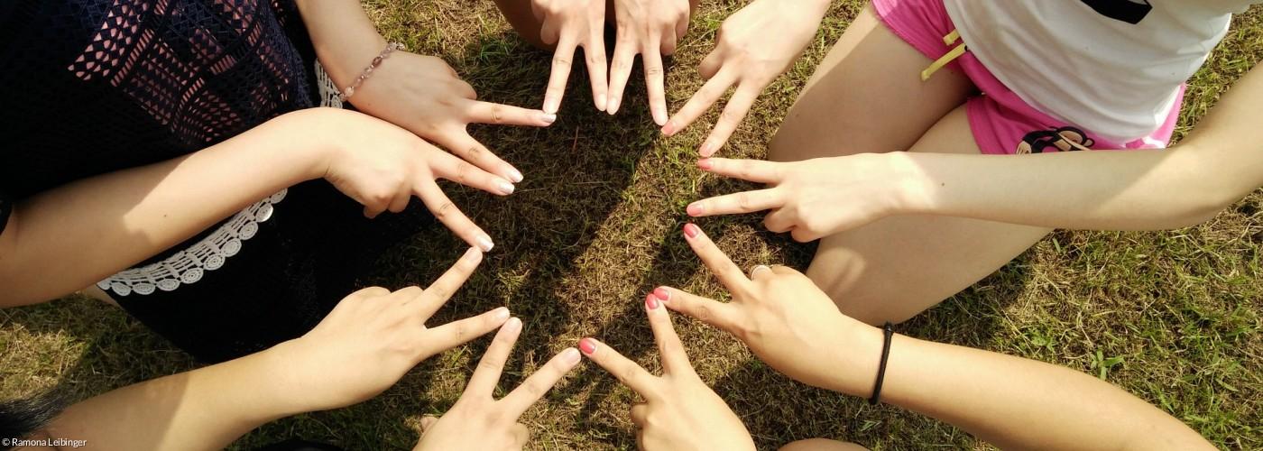 Sternen Hand