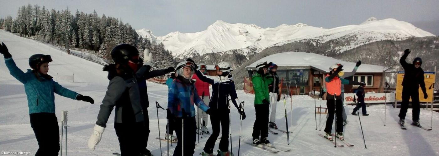 Aufwärmübungen Ski-Freizeit 2018